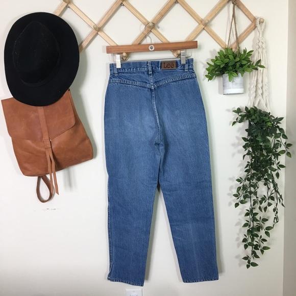 Vintage | Lee Pocketless Mon Jeans P340